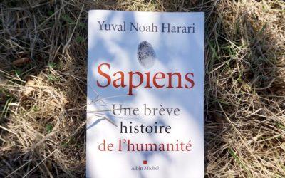 Sapiens, une brève histoire de l'humanité de Yuval Noah Harari