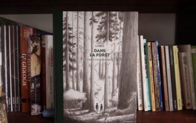 Dans la forêt, la bande dessinée tirée du roman de Jean Hegland