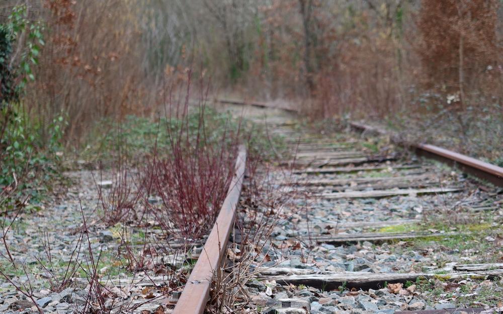 Rails de chemin de fer