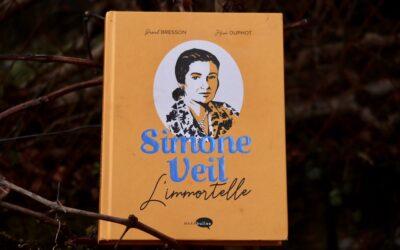 Simone Veil, l'immortelle, l'hommage poignant de Pascal Bresson illustré par Hervé Duphot